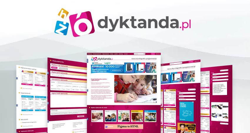 Dyktanda.pl